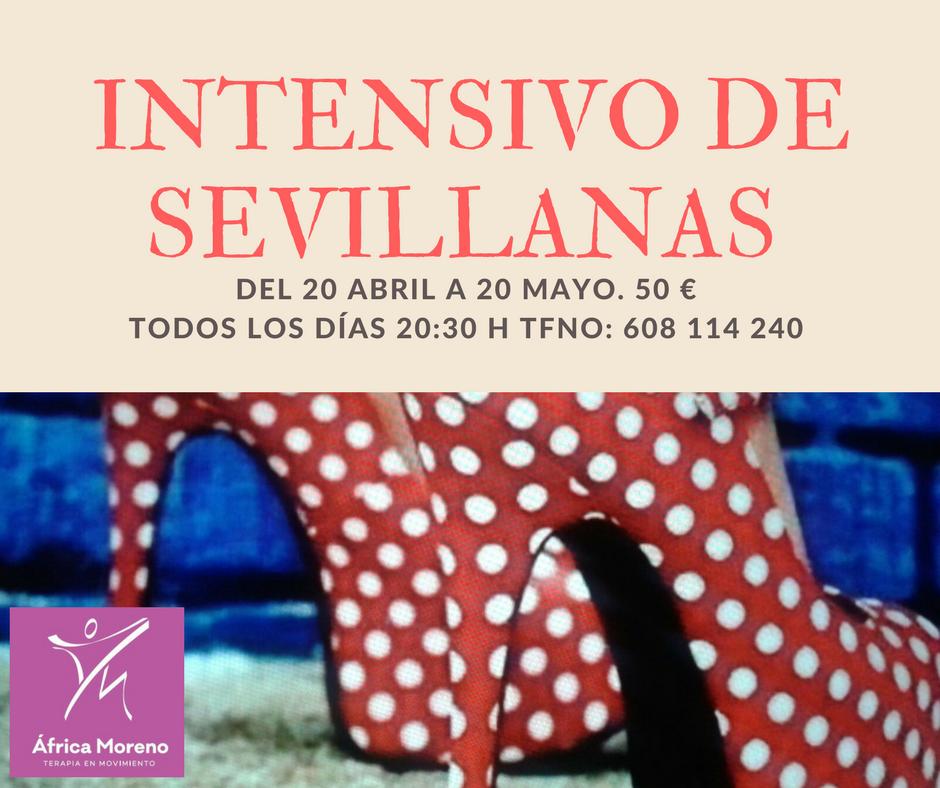 Curso intensivo de sevillanas en Córdoba