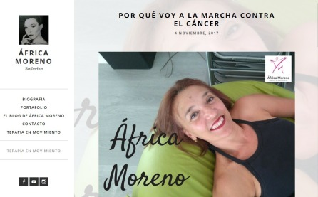El día anterior de la carrea publiqué mis razones para participar en la amrcha y apoyar a la Asociación Española contra el cáncer (AECC).